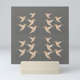 Hummingbird Design Mini Art Print