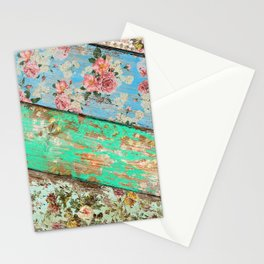 Rococo Style 3 Stationery Cards