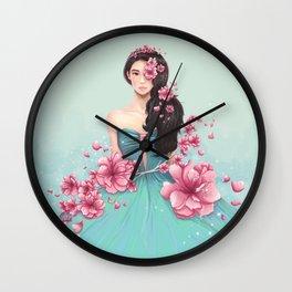 Arden Cho - Sakuras Wall Clock