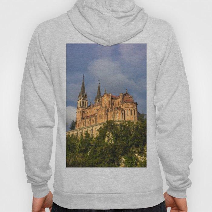 Basilica of Santa Maria la Real of Covadonga Hoody