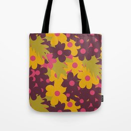 Flowers For Lola Tote Bag
