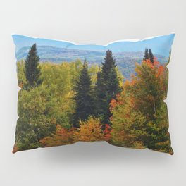 Mont Albert From Afar Pillow Sham