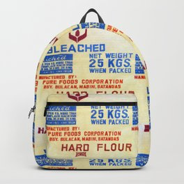 Flour Bags Backpack