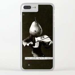 A Terrific Tug for the Rejected Clear iPhone Case