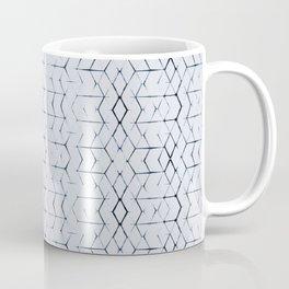 Shibori Diamonds Coffee Mug