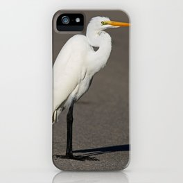 The Long Shadow iPhone Case