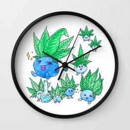 pottish party Wall Clock
