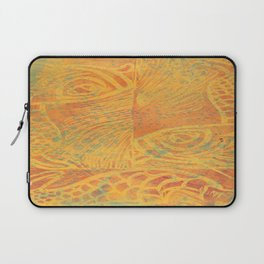 School of Carps Laptop Sleeve