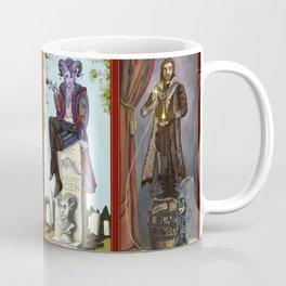 The Haunted Nein Coffee Mug