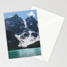 Landscape | Lake Moraine | Alberta | Wild | Nature Stationery Cards