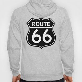 Route 66 America's mother road Hoody