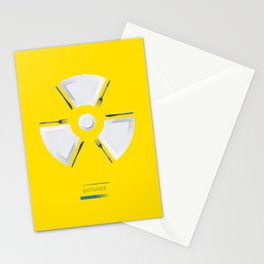 Polluted - Dinner Time Stationery Cards