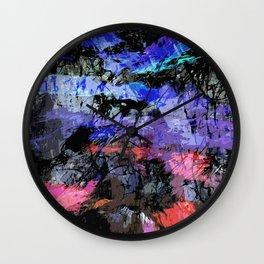 abstract 10,16 Wall Clock