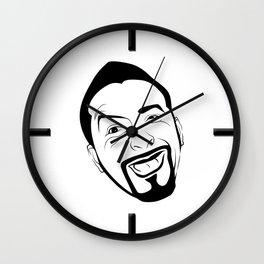 The amused Koksmann Wall Clock