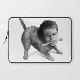 Marlon Brando Distracted By Bone In On The Waterfront Laptop Sleeve