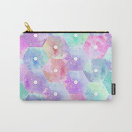 purple OVERDOSE Carry-All Pouch