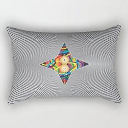 Cyborg Rectangular Pillow