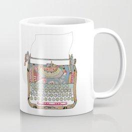 I DON'T KNOW WHAT TO WRITE YOU Coffee Mug