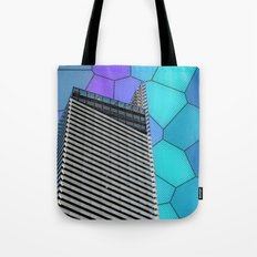 Gran Via Alien Wiew Tote Bag