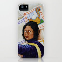 You are my happiness Tu Eres mi Alegria by Juan Manuel Rocha Kinkin iPhone Case