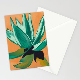 Agave Oaxaqueña Stationery Cards