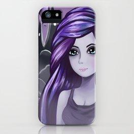 Adventure Vampire iPhone Case