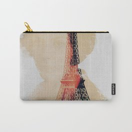 Amelie, minimalist movie poster, french film playbill, the fabulous life of Amélie Poulain, Carry-All Pouch