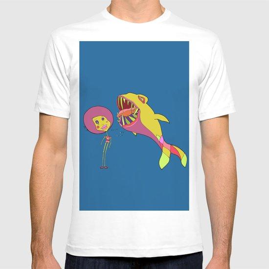 Fuck Off Dude T-shirt
