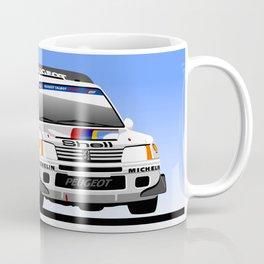 Peugeot 205 T16 Turbo  Coffee Mug