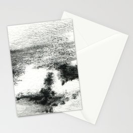 Black/white#2 Stationery Cards