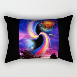 Heavenly apparition 2 Rectangular Pillow