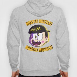 MUSCLE HUSTLE Hoody