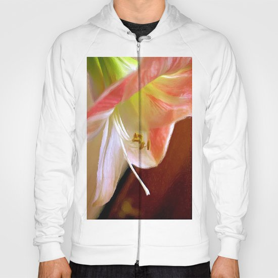 Amaryllis in Oils Hoody