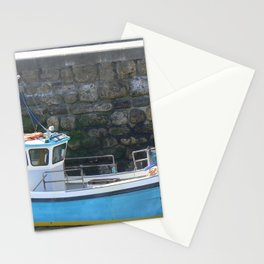 Lobster Boat Beadnell Stationery Cards