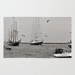 Hanse SAIL - Warnemuende - Baltic Sea  Rug