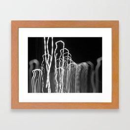 Light Studies I Framed Art Print