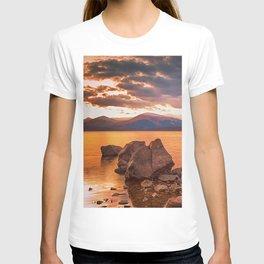 Liquid Gold Loch Lomond T-shirt