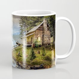 Wildlife Landscape Coffee Mug