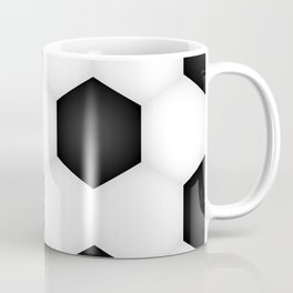Soccer (Fooball) Ball Coffee Mug