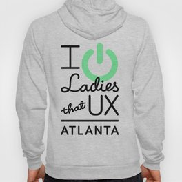 I Power Ladies that UX ATL Hoody