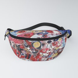 Yer Blues Fanny Pack