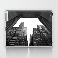 New York under the rain Laptop & iPad Skin
