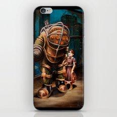 Bioshock iPhone & iPod Skin