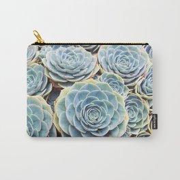 Succulent Garden Carry-All Pouch