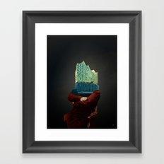 Elphus · Der neue Hamburger Framed Art Print