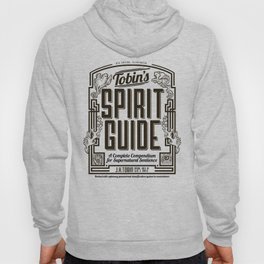 The Ghostbusters Greatest Resource: Tobin's Spirit Guide. Hoody