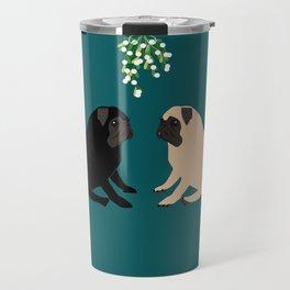 Christmas Couple Travel Mug