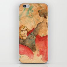 Thunder iPhone & iPod Skin