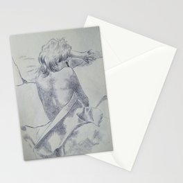 bed II Stationery Cards