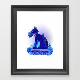 Gaurdian 2 Framed Art Print
